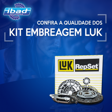 Kit Embreagem Luk