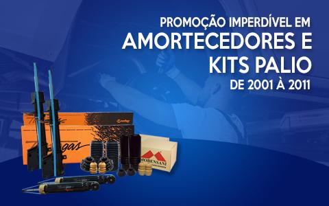 Promoção de Amortecedores e Kits Renault Sandero