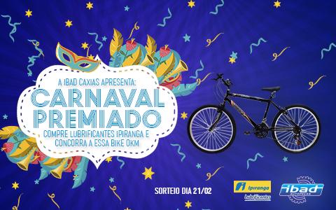 Promoção Carnaval Premiado Ibad